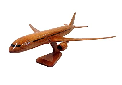 The Wooden Model Company Ltd Boeing 787 - 900 - Maqueta ...