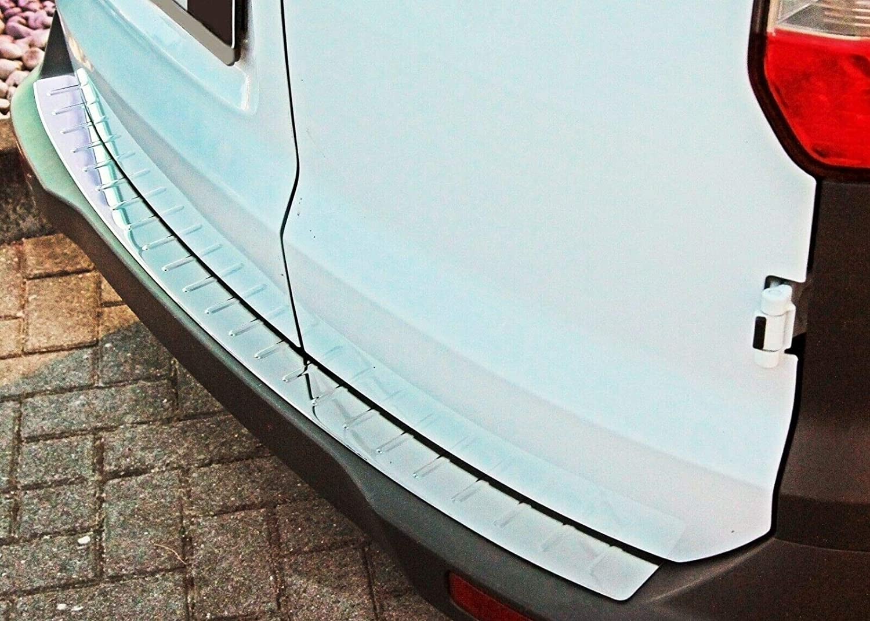 Recambo Ct Lks 1270 Ladekantenschutz Edelstahl Für Ford Transit Tourneo Courier Ab 2014 Large Auto