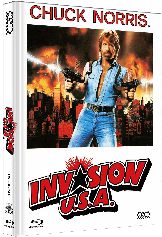 Invasion U.S.A - uncut Blu-Ray+DVD auf 333 limitiertes ...