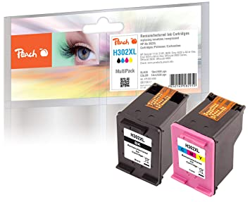 Peach PI300-659 PagePack Negro, Cian, Magenta 15 ml 14 ml ...