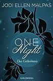 One Night - Das Geheimnis: Die One Night-Saga 2