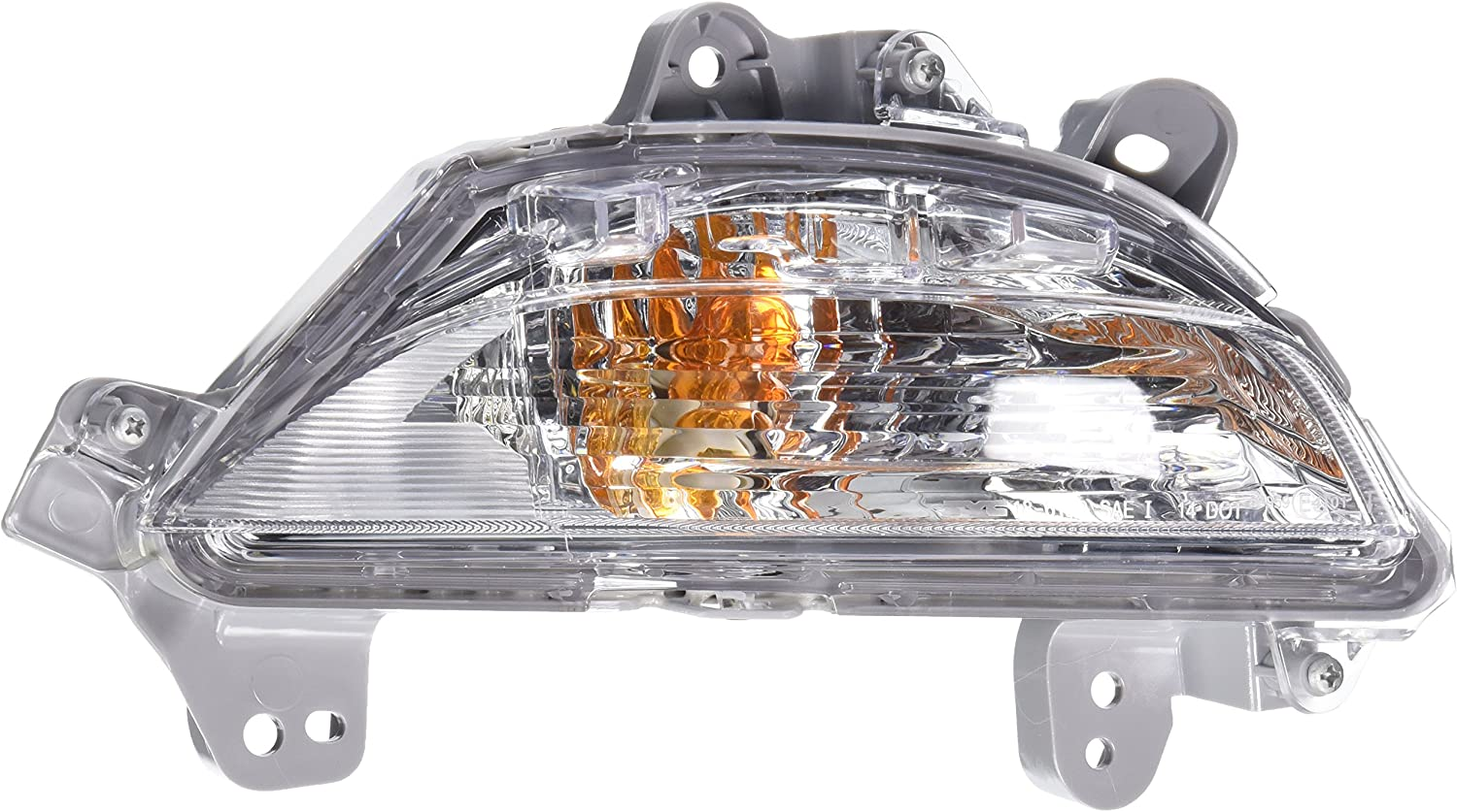 TYC 18-6139-00-9 Mazda 3 Front Right Replacement Side Marker Lamp