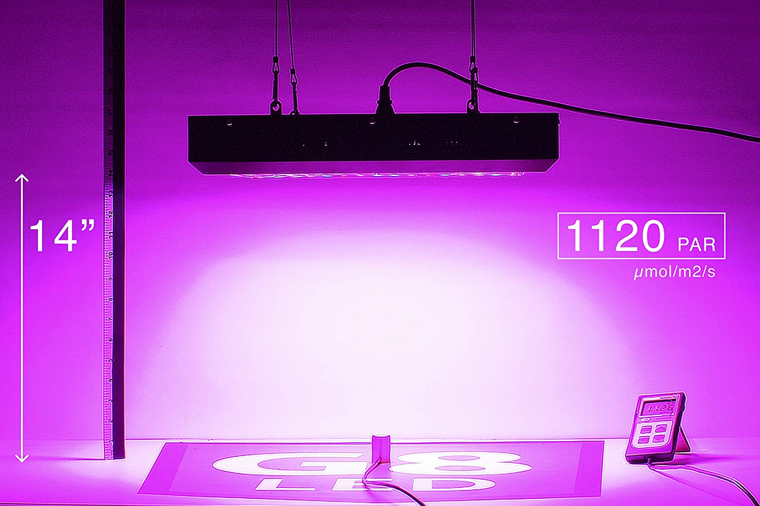 Top 15 Best LED Grow Lights Reviews in 2019 (Growing Marijuana & Weed) 9