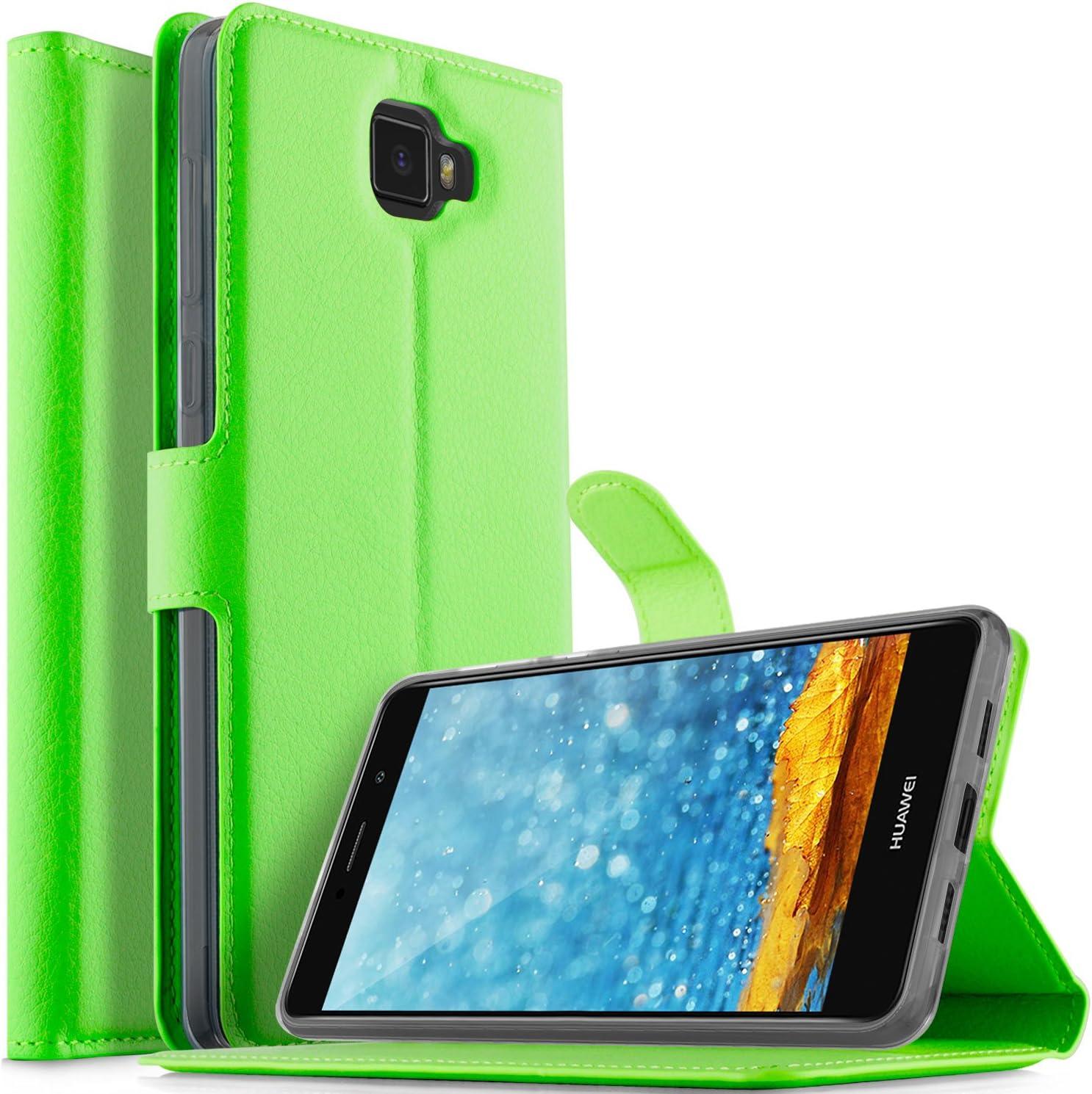 Kugi Elephone S8 Funda, Slim Flip Cover Carcasa Billetera Cartera ...