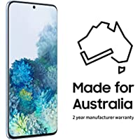 Samsung SM-G980FLBAXSA Galaxy S20 Smartphone, Cloud Blue