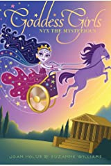 Nyx the Mysterious (Goddess Girls Book 22) Kindle Edition