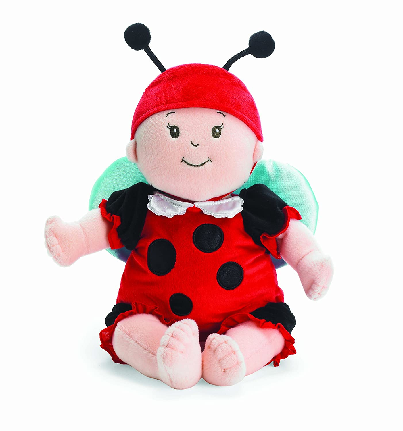 Amazon Manhattan Toy Baby Stella Dress Up Ladybug Baby Doll