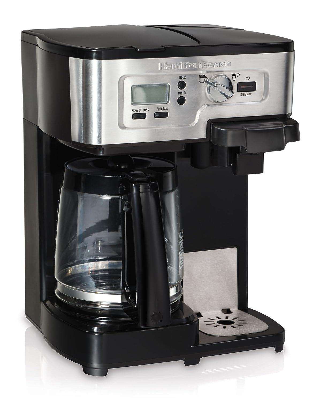 Buy Hamilton Beach 49983 2 Way Flexbrew Coffeemaker Online At Low