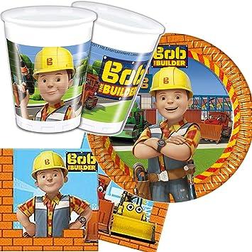 37 Juego De Bob El Constructor Fiesta De Cumpleanos Para Ninos