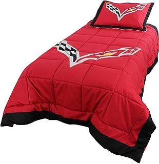 College Covers 2 Piece C7 2 Corvette Comforter Set, ...