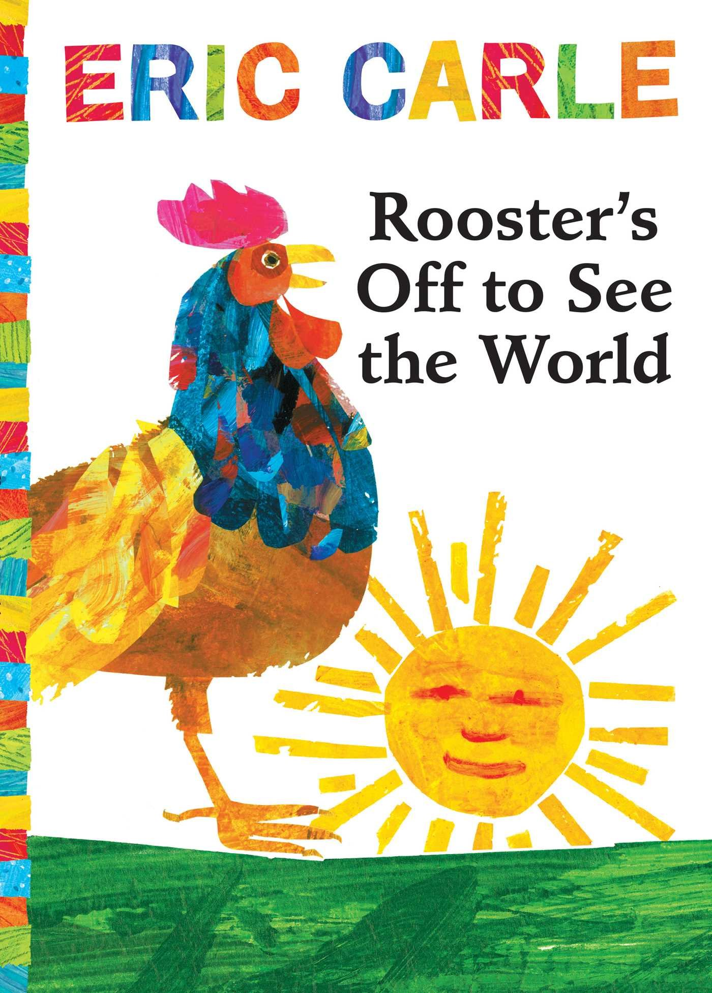 1a9dc819b Rooster's Off to See the World: Book & CD (The World of Eric Carle ...