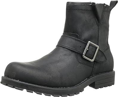 Skechers Men's 63884/BLK Boots Black
