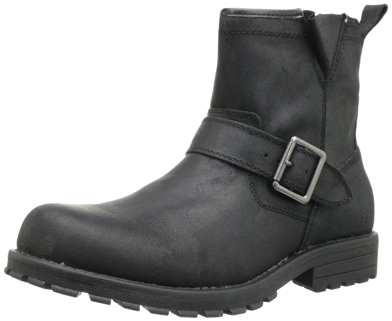 skechers motorcycle boots