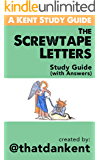 Study Guide: The Screwtape Letters: with Answers (Kent Study Guides Book 1)