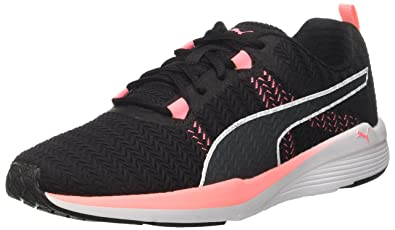 Puma Pulse Ignite XT Mesh Wn's, Chaussures de Cross Femme, Noir Black White, 39 EU