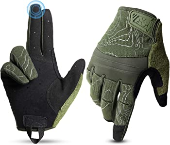 YOSUNPING Full Dexterity Tactical Gloves
