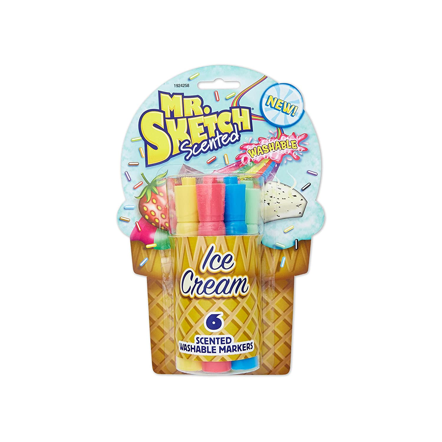 Mr. Sketch Washable Scented Watercolor Markers