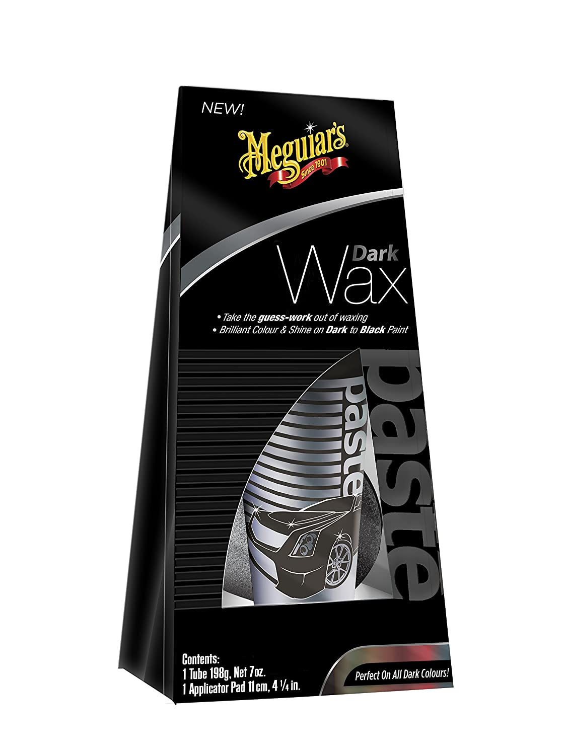 Meguiar's G6207EU Dark Wax Meguiar' s Car Care Products ME G6207