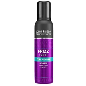 John Frieda Frizz-Ease Curl Reviving Mousse 200ml