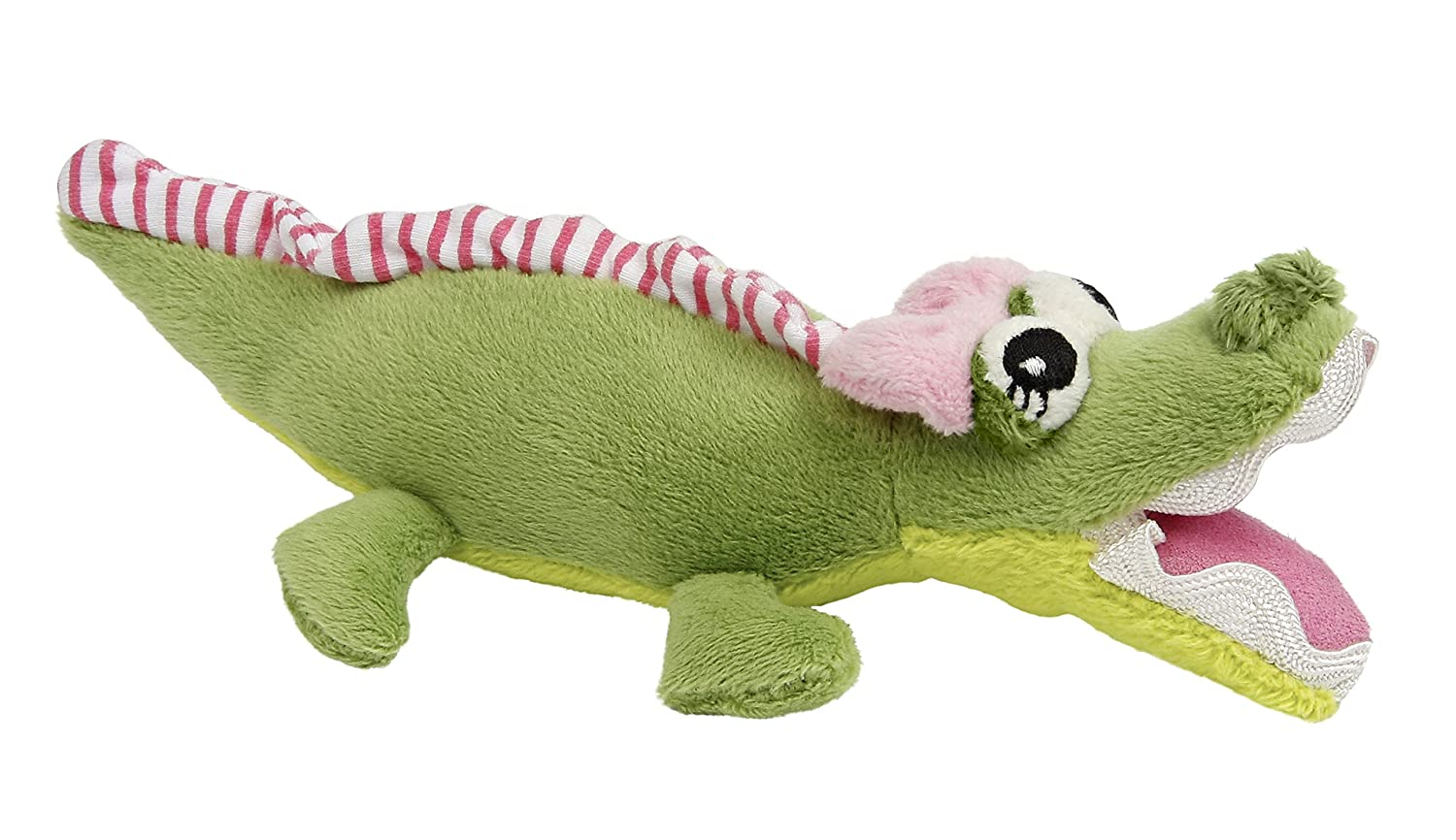 Maison Chic Gabby The Gator Baby Rattle