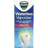 Vicks V1700Mini plug-in Waterless Vaporizador