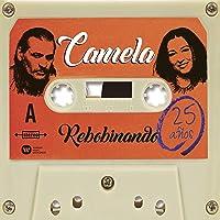 Camela - Rebobinando (3CD+DVD) Edición Firmada