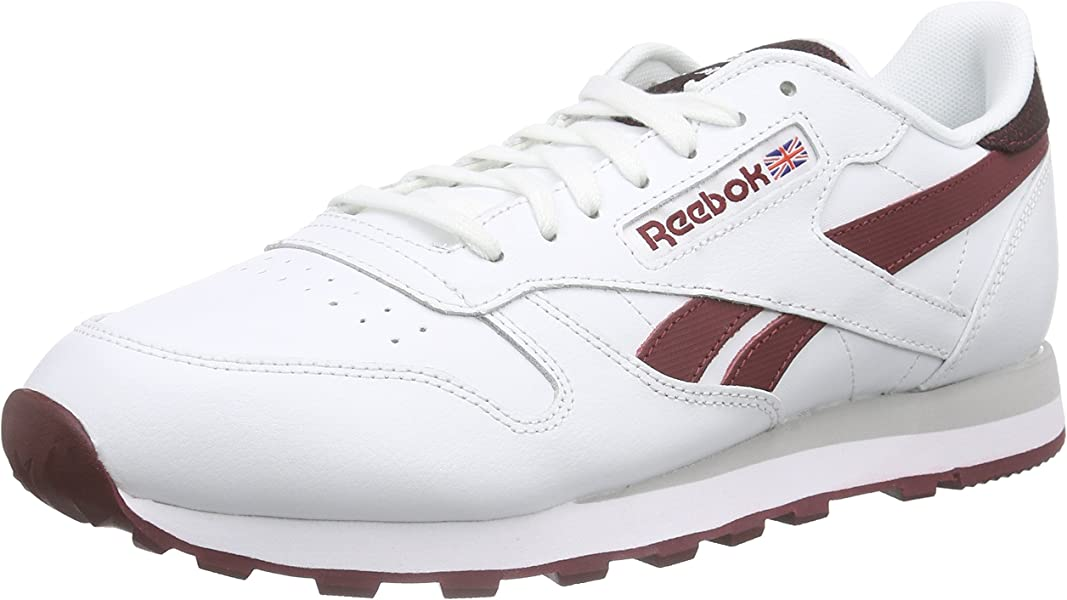 Men's Classic Leather Pop Sc Running Shoes