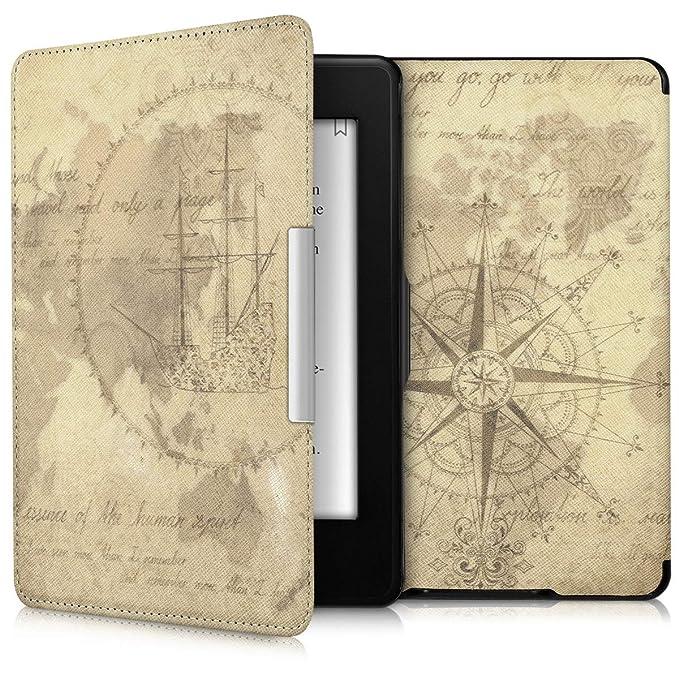 kwmobile Funda para Amazon Kindle Paperwhite - Carcasa para e ...
