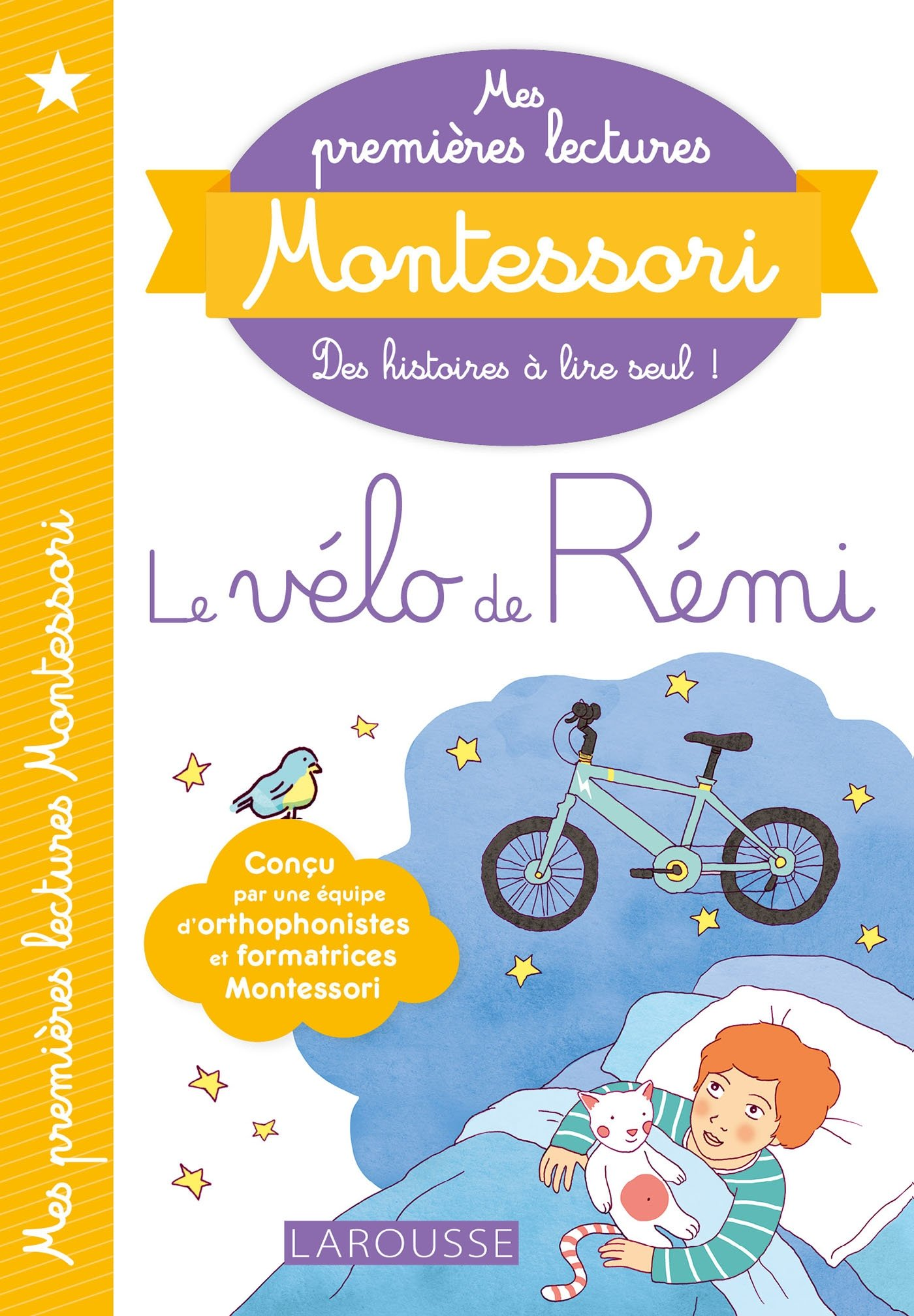 Mes premières lectures Montessori, Le vélo de rémi