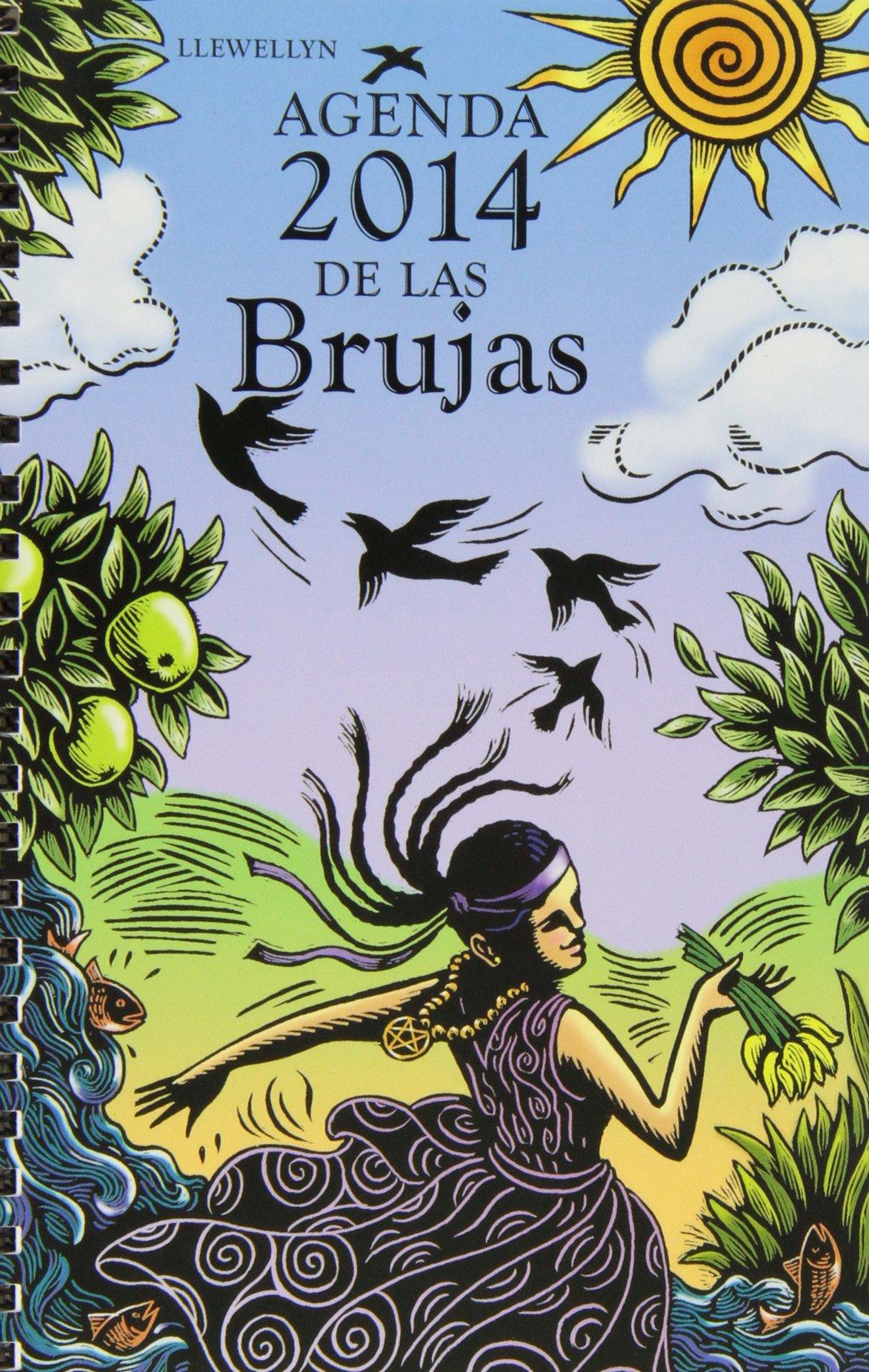 2014 Agenda brujas (AGENDAS): Amazon.es: ED. LLEWELLYN ...