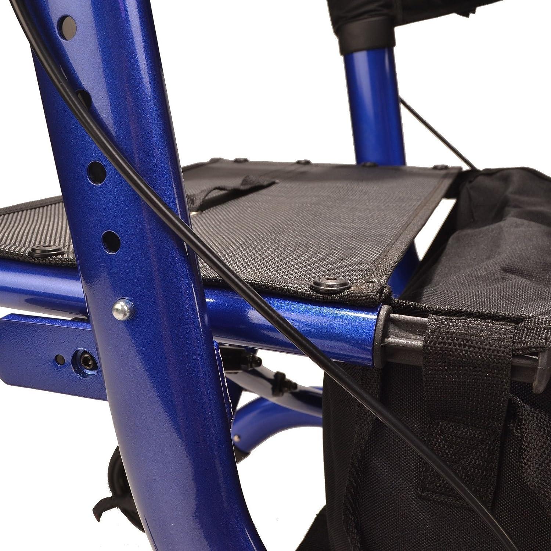 Amazon.com: Elite Care EC X FOLD andador plegable ligero con ...