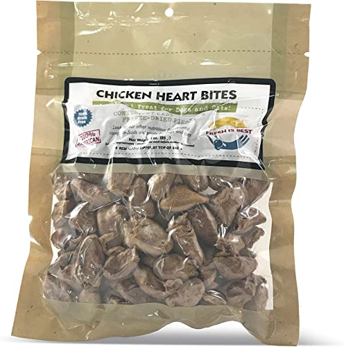 Fresh Is Best Freeze Dried Raw Chicken – Dog Cat Treats