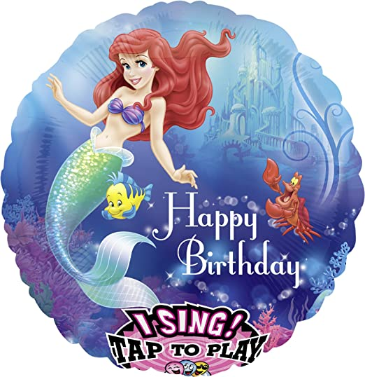 Feliz cumpleaños sirenita 28