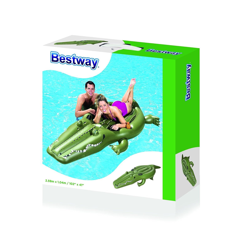 Cocodrilo Hinchable Bestway: Amazon.es: Juguetes y juegos