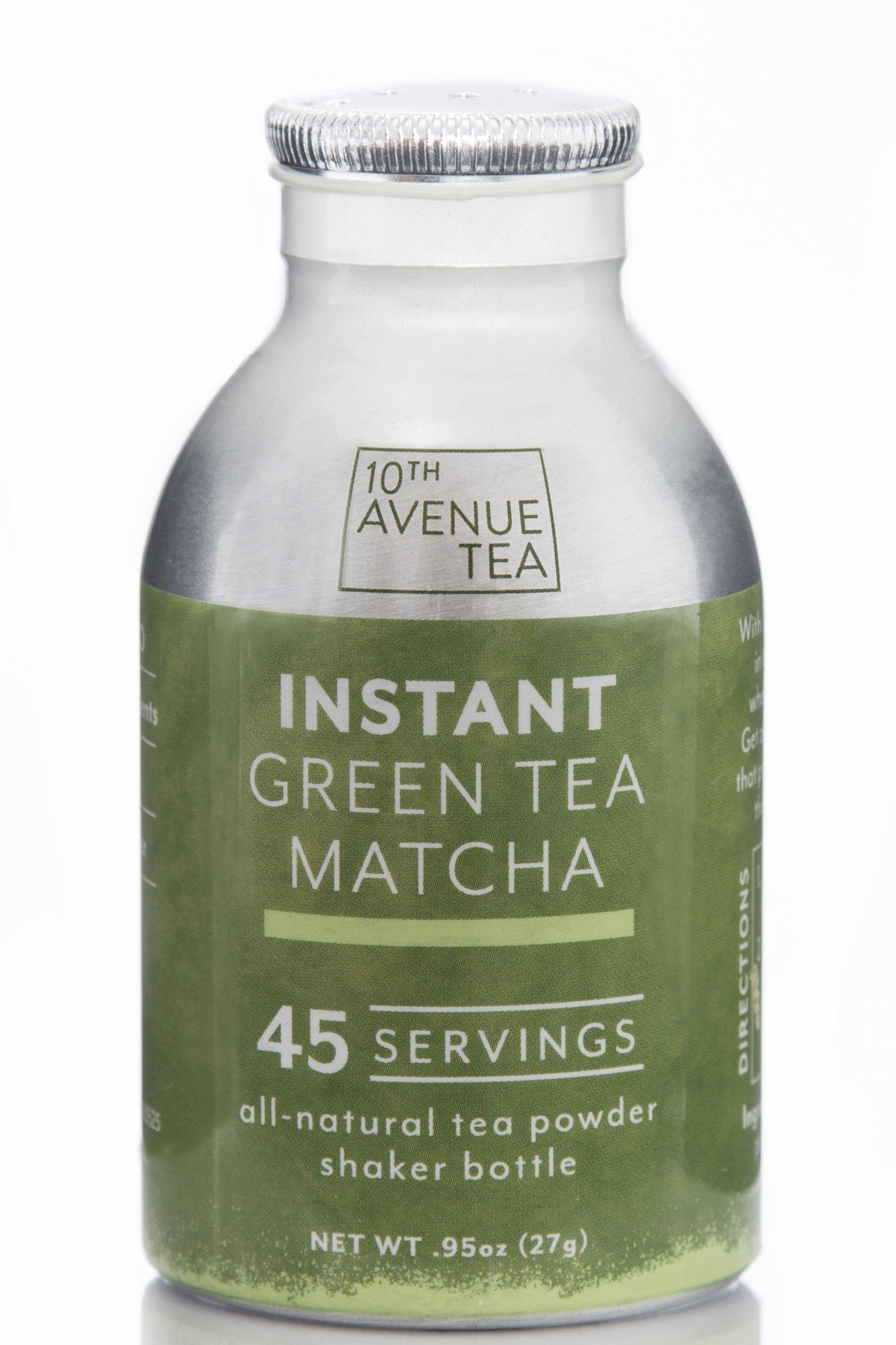 Amazon Com 10th Avenue Tea Instant Rooibos Herbal Berry