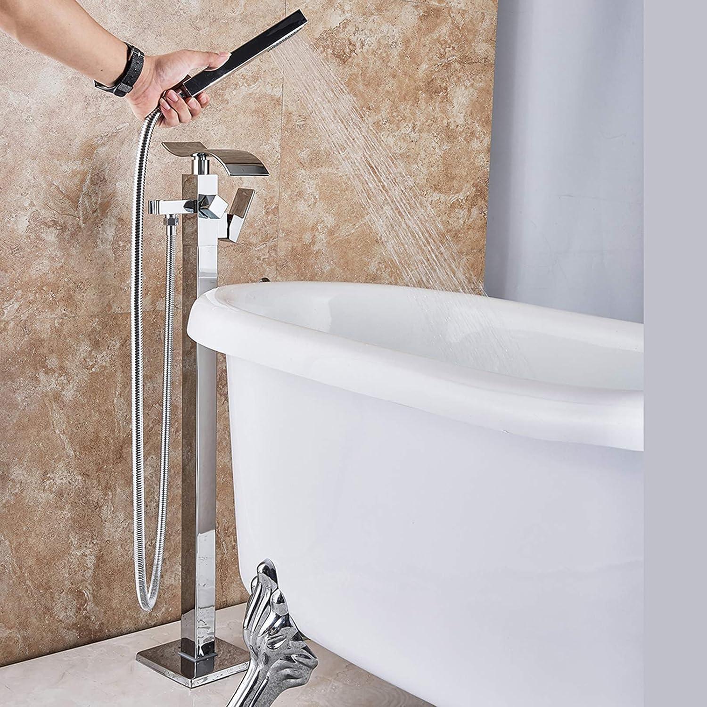 Saeuwtowy - Grifo monomando para bañera, grifo de ducha, grifo con ...