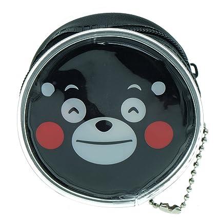 Oso Kumamon sonrisa con ojos sonrientes forma redonda ...