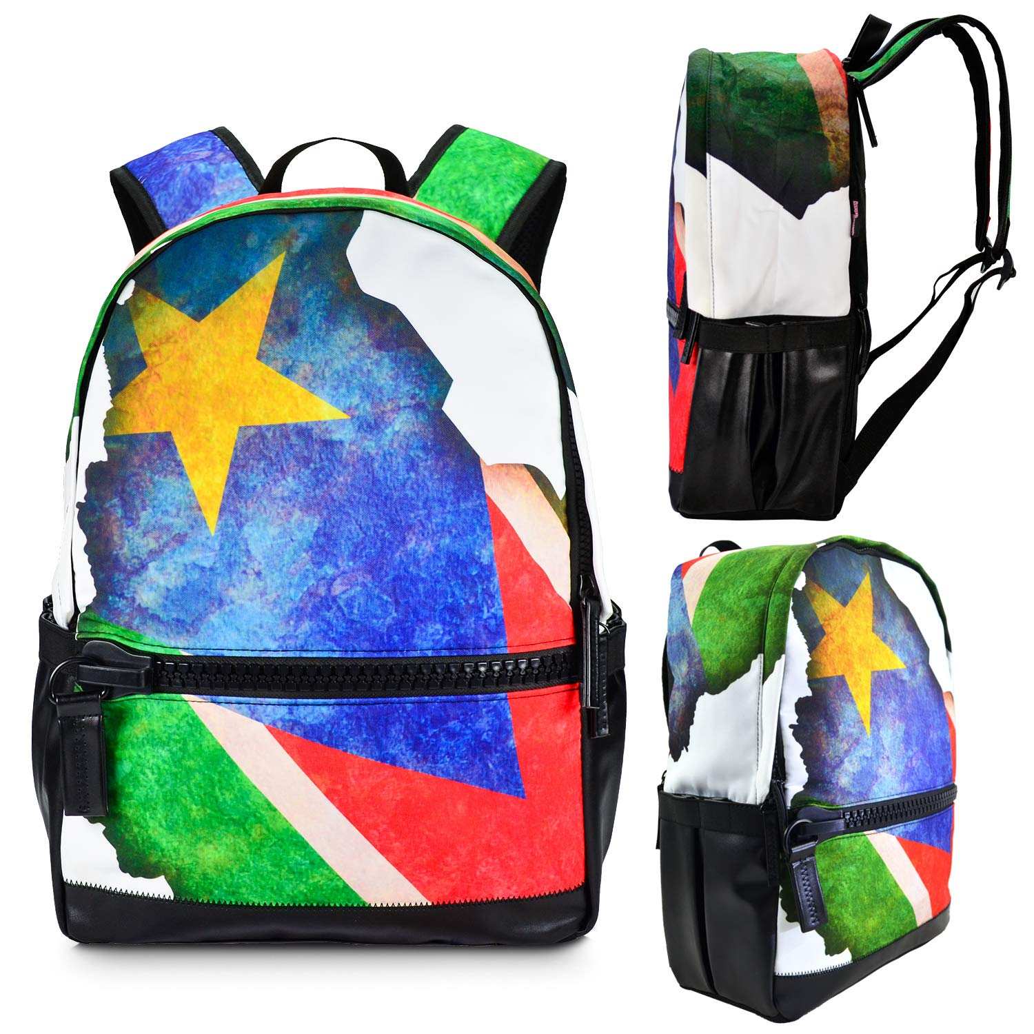 e83f1483632 Amazon.com  Bistar Galaxy Casual Daypack Backpacks