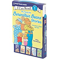 My Favorite Berenstain Bears Stories: Learning to Read Box Set