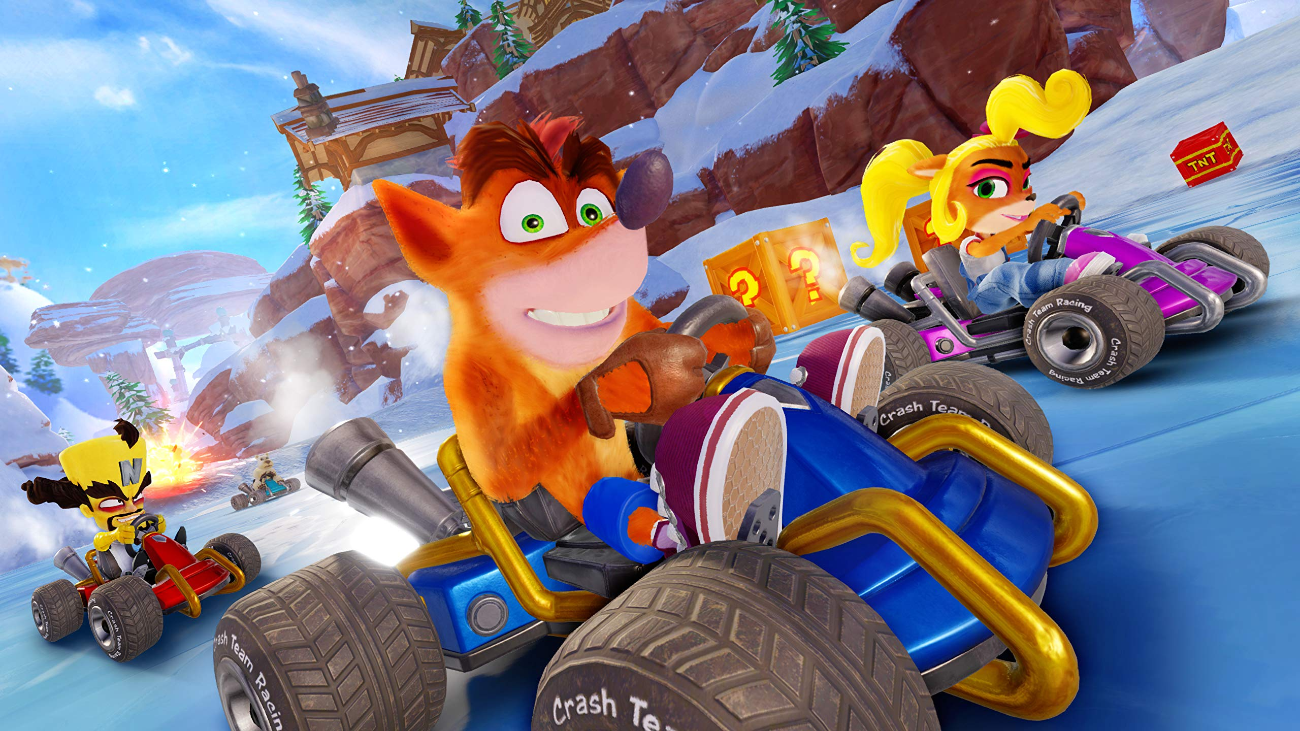 Crash Team Racing - Nitro Fueled - Xbox One by Activision (Image #7)