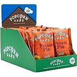 Palomitas de Nuez Pecana 16 x 24g | Paquetes de Aperitivos | Snacks naturales, sin gluten y vegetarianos