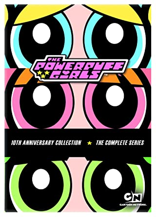 Amazoncom The Powerpuff Girls The Complete Series  10th