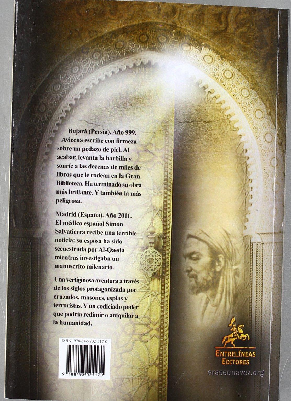 Amazon.com: El manuscrito de Avicena (9788498025170 ...