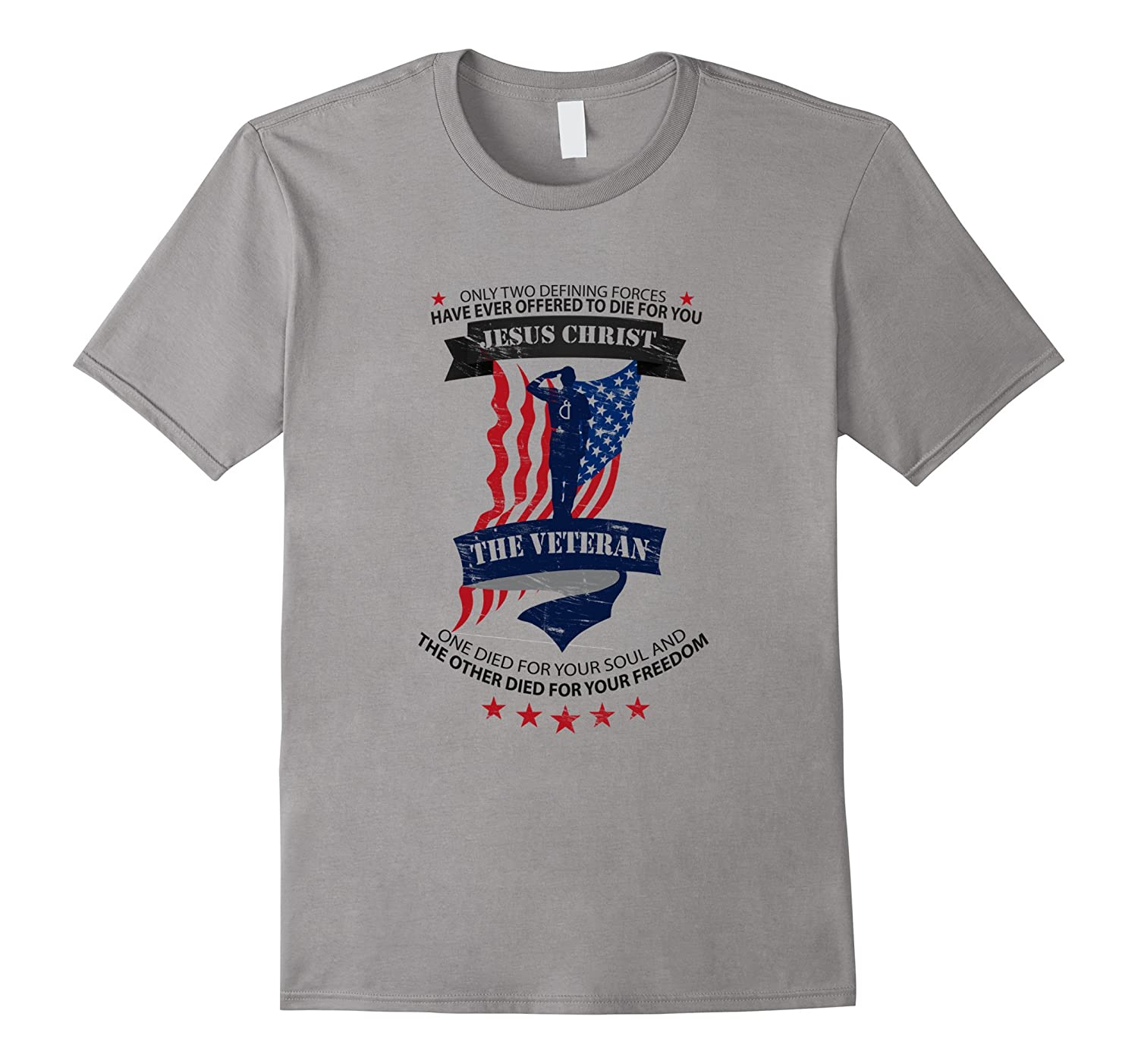 Veteran Died For your Freedom -Shirt-TD