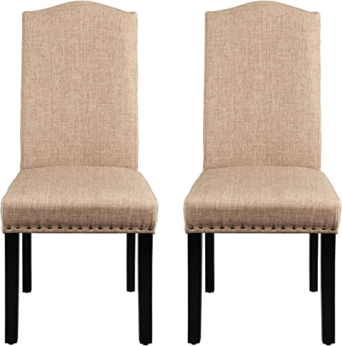 Yaheetech Dining Chairs Dining Room Chairs Living Room Chair