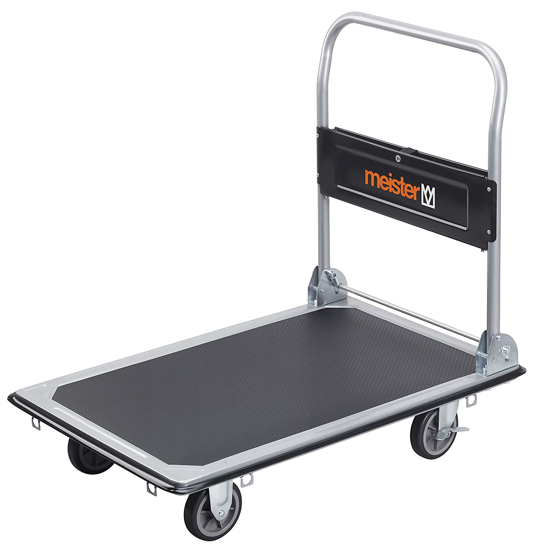 Platform truck 300 kg, foldable Meister 8985540
