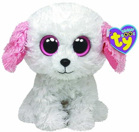 Amazon.com  Ty Beanie Boos Diva Dog 6