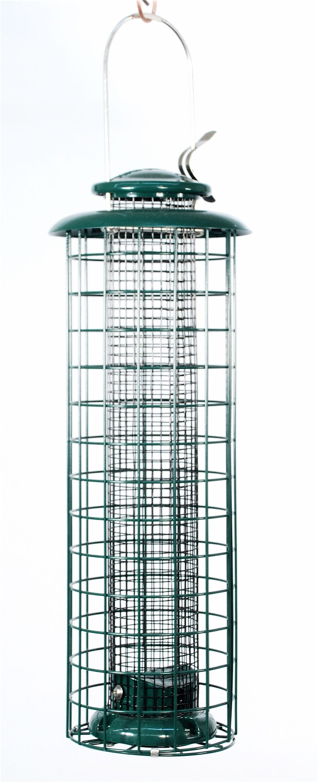 Audubon Squirrel-Resistant Caged Screen Feeder Model NACAGE