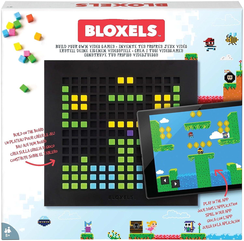 Mattel FFB15 - Bloxels, eigene Videospiele erstellen und spielen ...