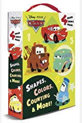 Shapes, Colors, Counting & More! (Disney/Pixar Cars) Board book